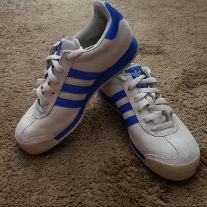 Adidas Samoa Size 7 Woman's *USED*